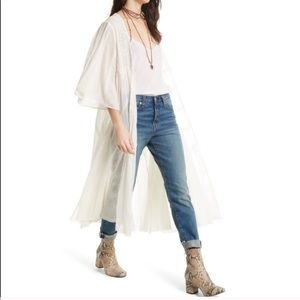 Free People Duster